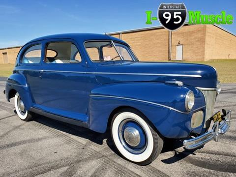 1941 Ford Coupe for sale at I-95 Muscle in Hope Mills NC