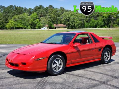 1986 Pontiac Fiero for sale in Hope Mills, NC