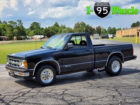 1993 Chevrolet S-10 for sale in Hope Mills, NC