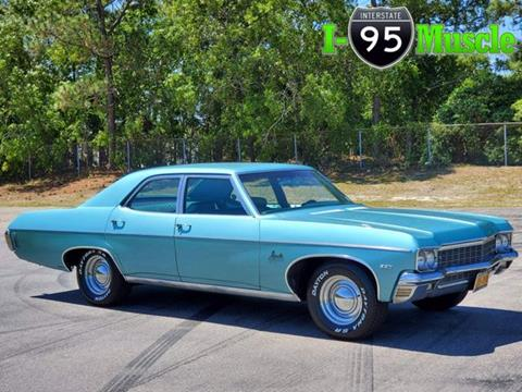 1970 Chevrolet Impala For Sale In Hope Mills Nc