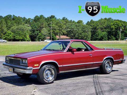 1983 Chevrolet El Camino for sale in Hope Mills, NC