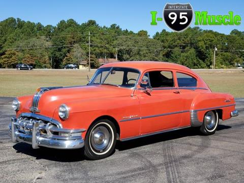 1950 Pontiac Silver Streak for sale at I-95 Muscle in Hope Mills NC