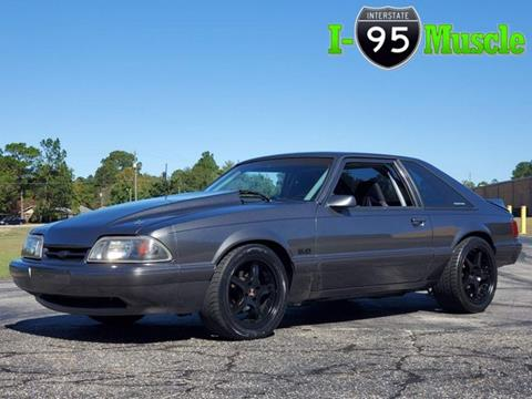 1990 Ford Mustang for sale in Hope Mills, NC