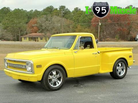 1969 Chevrolet C/K 10 Series for sale at I-95 Muscle in Hope Mills NC