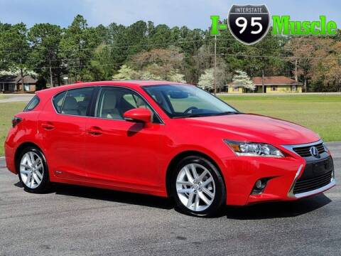2017 Lexus CT 200h for sale at I-95 Muscle in Hope Mills NC