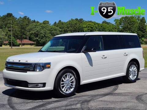 2013 Ford Flex for sale at I-95 Muscle in Hope Mills NC