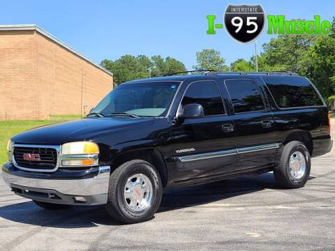 2000 GMC Yukon XL for sale at I-95 Muscle in Hope Mills NC