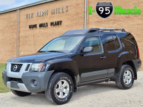 2011 Nissan Xterra for sale at I-95 Muscle in Hope Mills NC