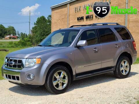 2008 Ford Escape for sale at I-95 Muscle in Hope Mills NC