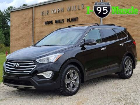 2013 Hyundai Santa Fe for sale at I-95 Muscle in Hope Mills NC
