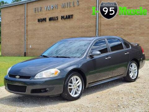 2014 Chevrolet Impala Limited for sale at I-95 Muscle in Hope Mills NC