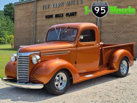 1940 Chevrolet C/K 20 Series for sale at I-95 Muscle in Hope Mills NC