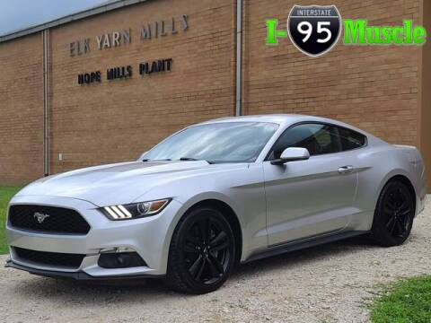 2015 Ford Mustang for sale at I-95 Muscle in Hope Mills NC