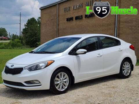 2016 Kia Forte for sale at I-95 Muscle in Hope Mills NC