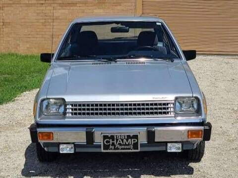 1981 Plymouth Champ