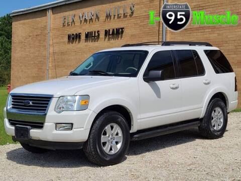 2010 Ford Explorer for sale at I-95 Muscle in Hope Mills NC