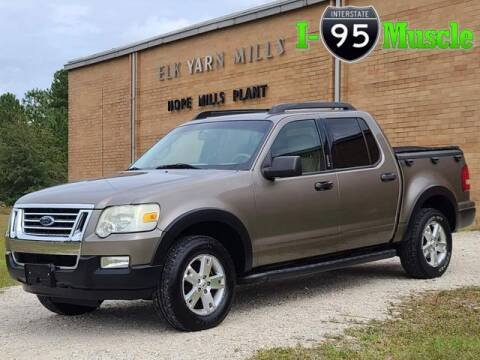 2007 Ford Explorer Sport Trac for sale at I-95 Muscle in Hope Mills NC