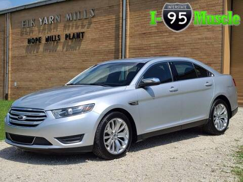 2014 Ford Taurus for sale at I-95 Muscle in Hope Mills NC