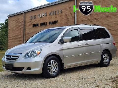2007 Honda Odyssey for sale at I-95 Muscle in Hope Mills NC
