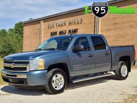 2010 Chevrolet Silverado 1500 for sale at I-95 Muscle in Hope Mills NC
