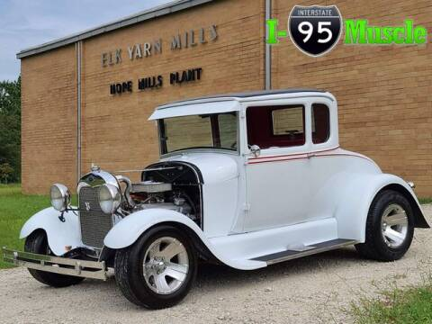 1928 Ford Model A for sale at I-95 Muscle in Hope Mills NC