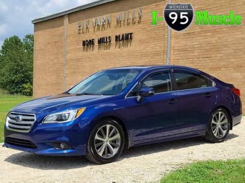 2016 Subaru Legacy for sale at I-95 Muscle in Hope Mills NC