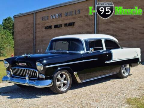 1955 Chevrolet Bel Air for sale at I-95 Muscle in Hope Mills NC