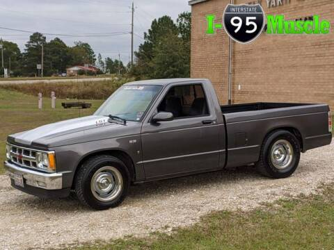 1991 Chevrolet S-10 for sale at I-95 Muscle in Hope Mills NC