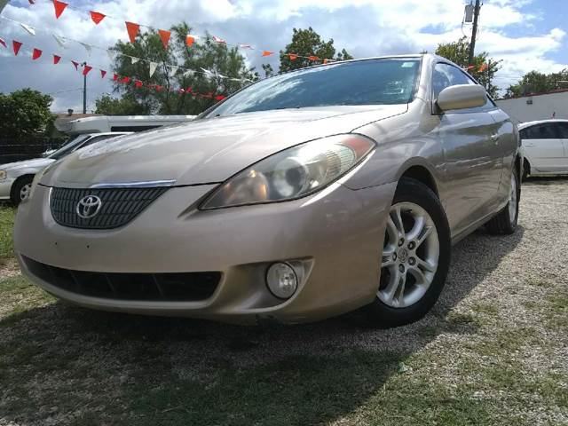 2005 Toyota Camry Solara For Sale At Quality Motors In San Antonio TX
