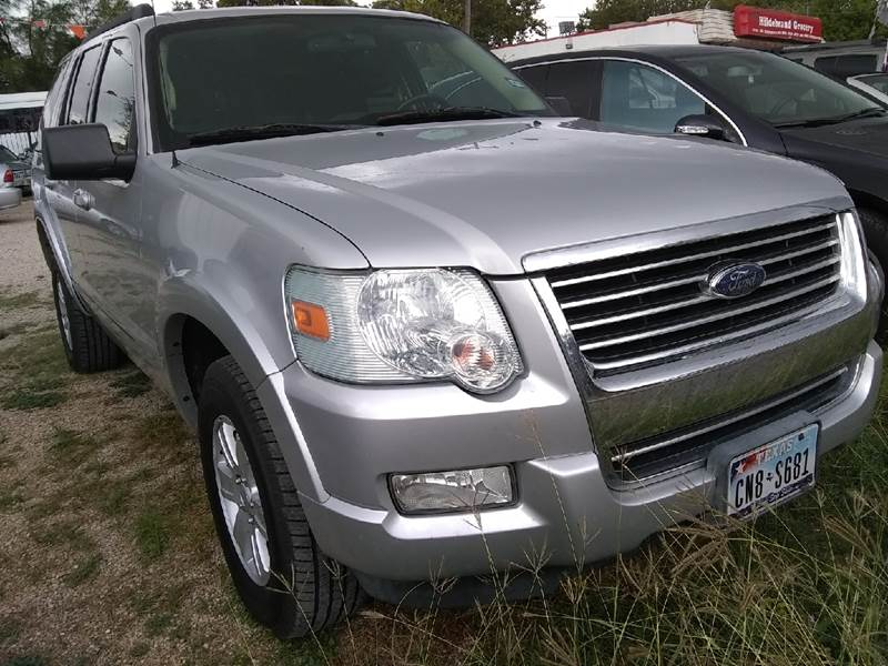 2010 ford explorer xlt in san antonio tx - quality motors