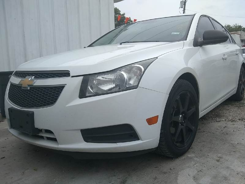 Wonderful 2012 Chevrolet Cruze For Sale At Quality Motors In San Antonio TX