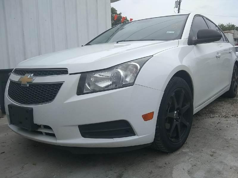 Wonderful 2012 Chevrolet Cruze For Sale At Quality Motors In San Antonio TX