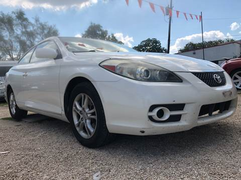 2007 Toyota Camry Solara for sale in San Antonio, TX