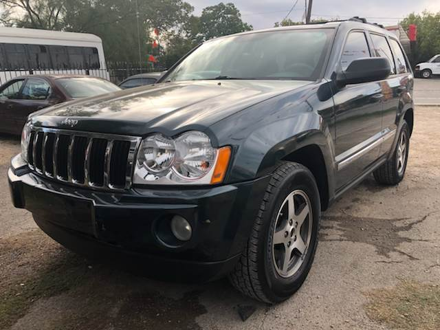 2005 Jeep Grand Cherokee For Sale At Quality Motors In San Antonio TX