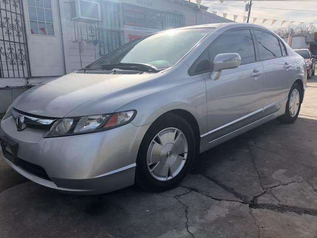 2007 Honda Civic For Sale At Quality Motors In San Antonio TX