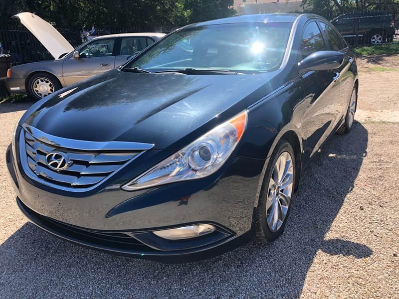 2012 Hyundai Sonata For Sale At Quality Motors In San Antonio TX