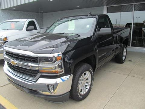 2017 Chevrolet Silverado 1500 for sale in Ottawa, OH