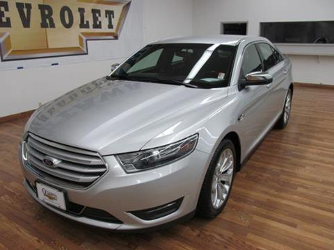 2015 Ford Taurus for sale in Ottawa, OH