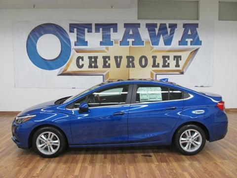 2018 Chevrolet Cruze for sale in Ottawa, OH