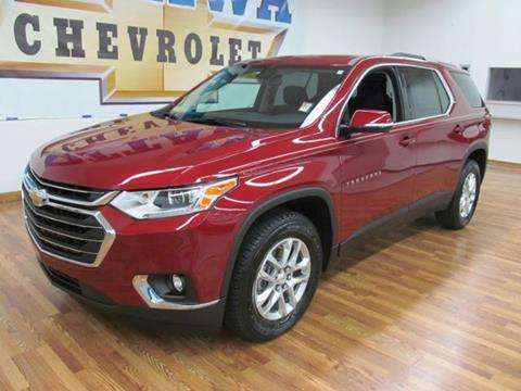 2018 Chevrolet Traverse for sale in Ottawa, OH