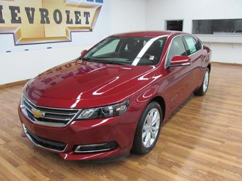 2018 Chevrolet Impala for sale in Ottawa, OH