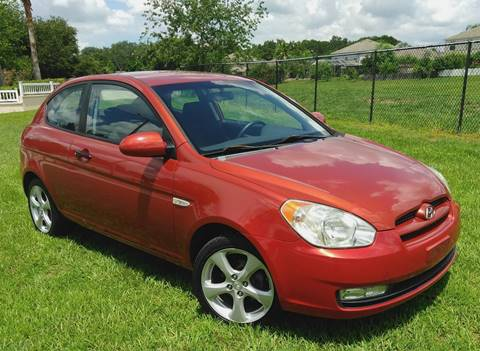 2009 Hyundai Accent for sale in Land O' Lakes, FL