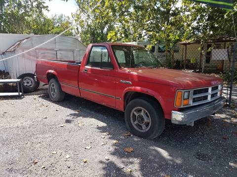 1987 Dodge Dakota for sale in Land O' Lakes, FL