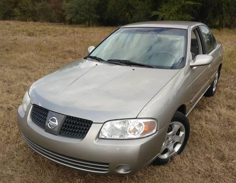 2004 Nissan Sentra For Sale At Area 41 Auto Sales U0026 Finance In Land Ou0027
