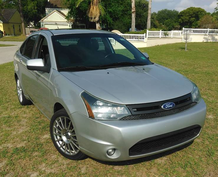 2011 Ford Focus Sport Ses In Land O Lakes Fl Area 41 Auto Sales