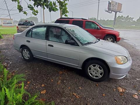 2001 Honda Civic for sale in Land O' Lakes, FL