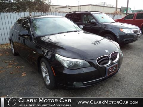 2009 BMW 5 Series for sale in Newark, OH