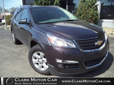 2015 Chevrolet Traverse for sale in Newark, OH