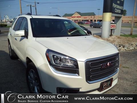 2014 GMC Acadia for sale in Newark, OH