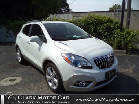 2015 Buick Encore for sale in Newark OH